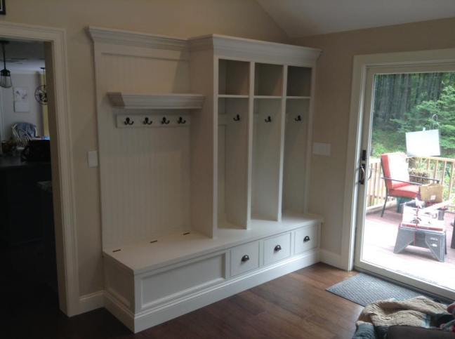 Stow Mudroom Lockers--angle